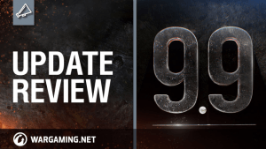 World of Tanks - Update Review 9.9 video thumbnail