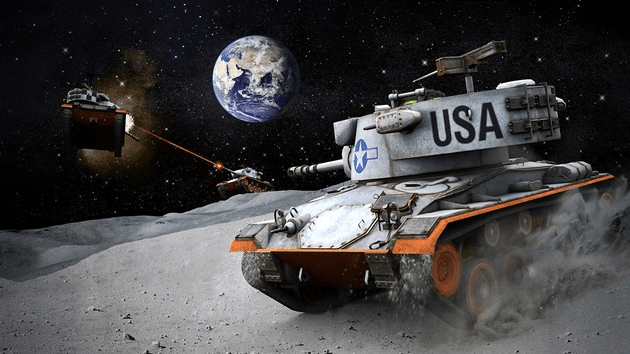 World of Tanks on Xbox Returns to the Moon news header