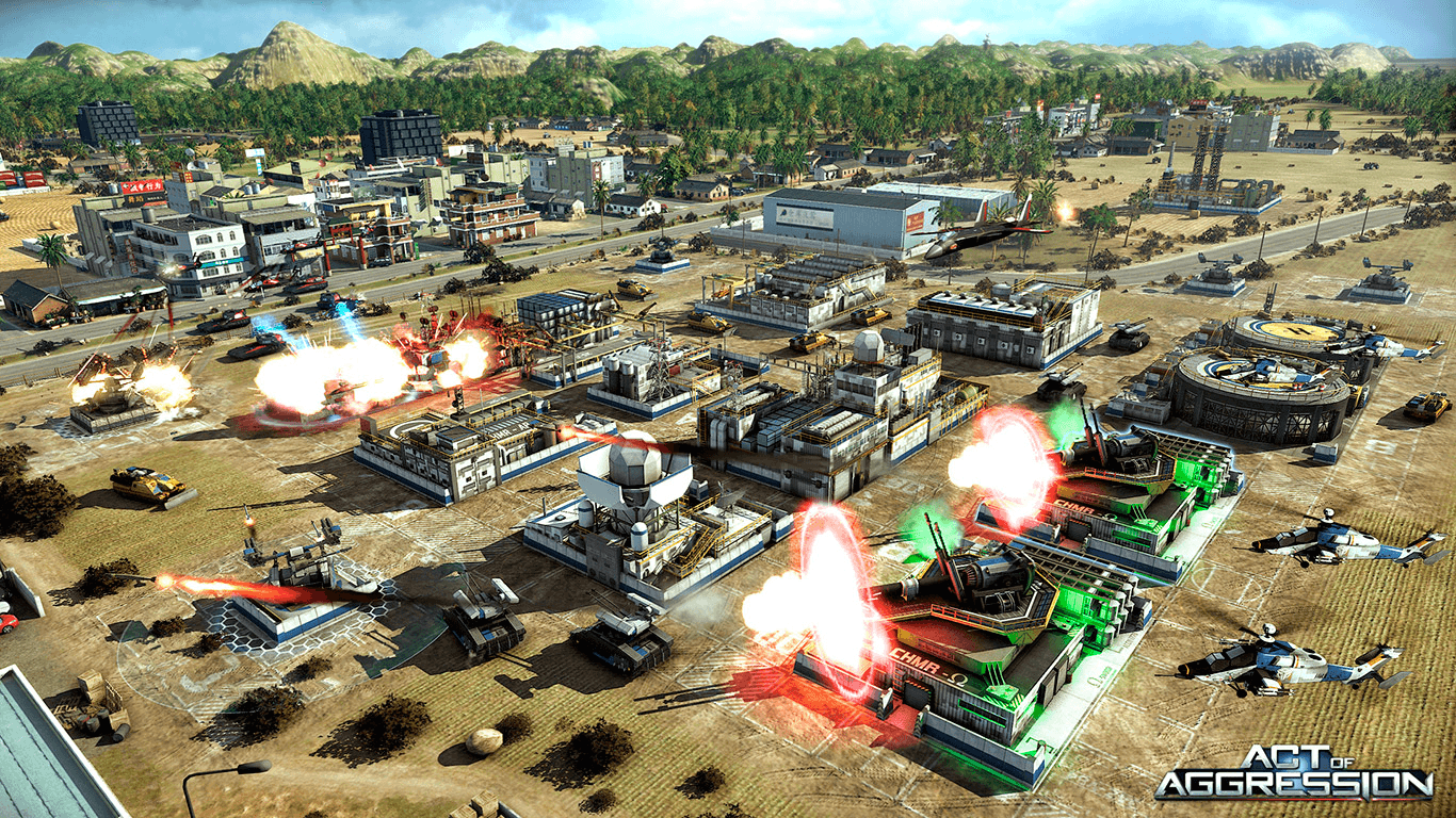 Act of Aggression Launches Multiplayer Pre-Order Beta news header