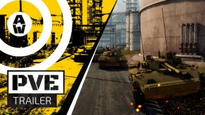 Armored Warfare PvE Trailer thumbnail