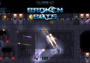 Broken Bots Game Profile Banner
