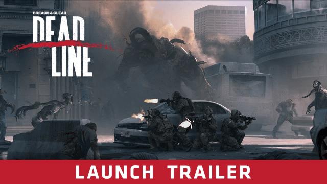 Breach & Clear Deadline Launch Trailer thumbnail