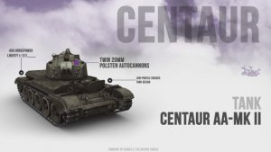 COH2: The British Forces - Know Your Units (Centaur) video thumbnail