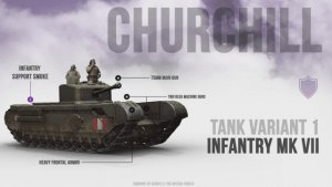 COH2: The British Forces - Know Your Units (Churchill Tank) video thumbnail