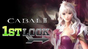 Cabal II - First Look ESTSoft Cabal Online Sequel