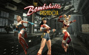 """DCUO Reveals """"The Bombshells Paradox"""" and """"Corrupted Zamaron"""" video thumbnail"""