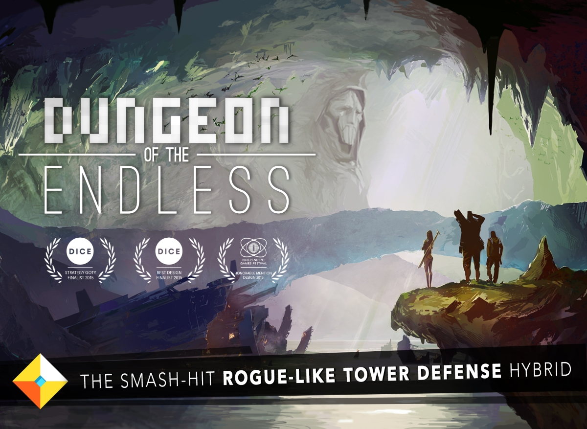 Dungeon of the Endless Coming Soon to iPad news header