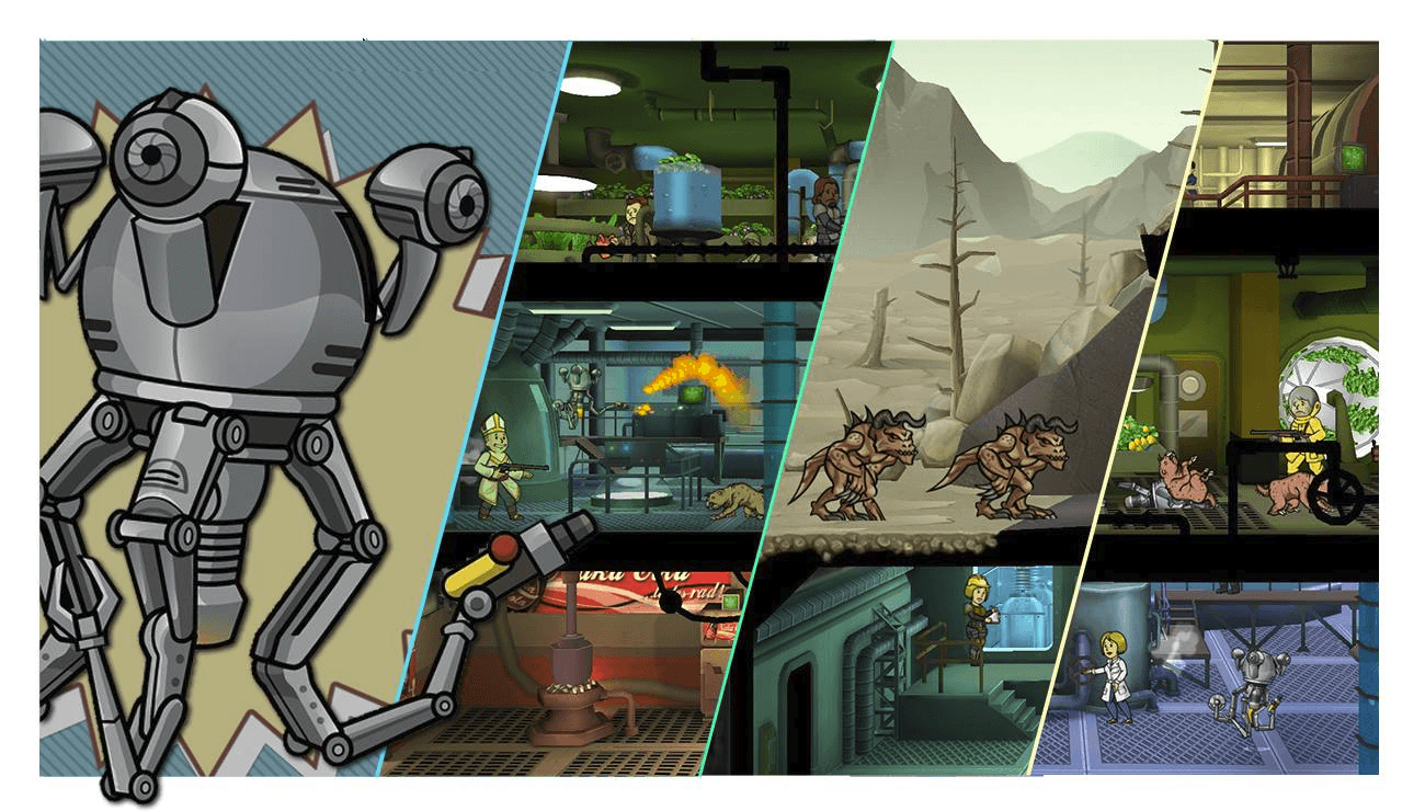 Fallout Shelter Launching on Android August 13 news header