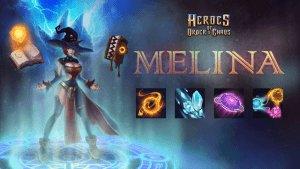 Heroes of Order & Chaos - Melina Spotlight video thumbnail