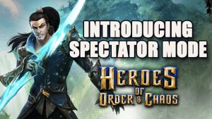 Heroes of Order & Chaos Spectator Mode Tutorial video thumbnail