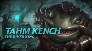 League of Legends Champion Spotlight: Tahm Kench video thumbnail