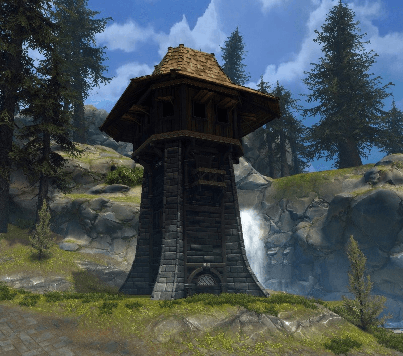 Neverwinter Previews Stronghold Siege Towers news header
