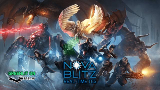Nova Blitz Kickstarter Video thumbnail