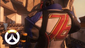 Overwatch Soldier: 76 Reveal video thumbnail