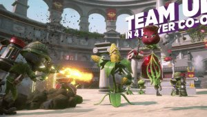 Plants vs. Zombies Garden Warfare 2 Seeds of Time Map Reveal thumbnail