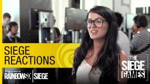 Tom Clancy's Rainbow Six Siege E3 Reactions video thumbnail