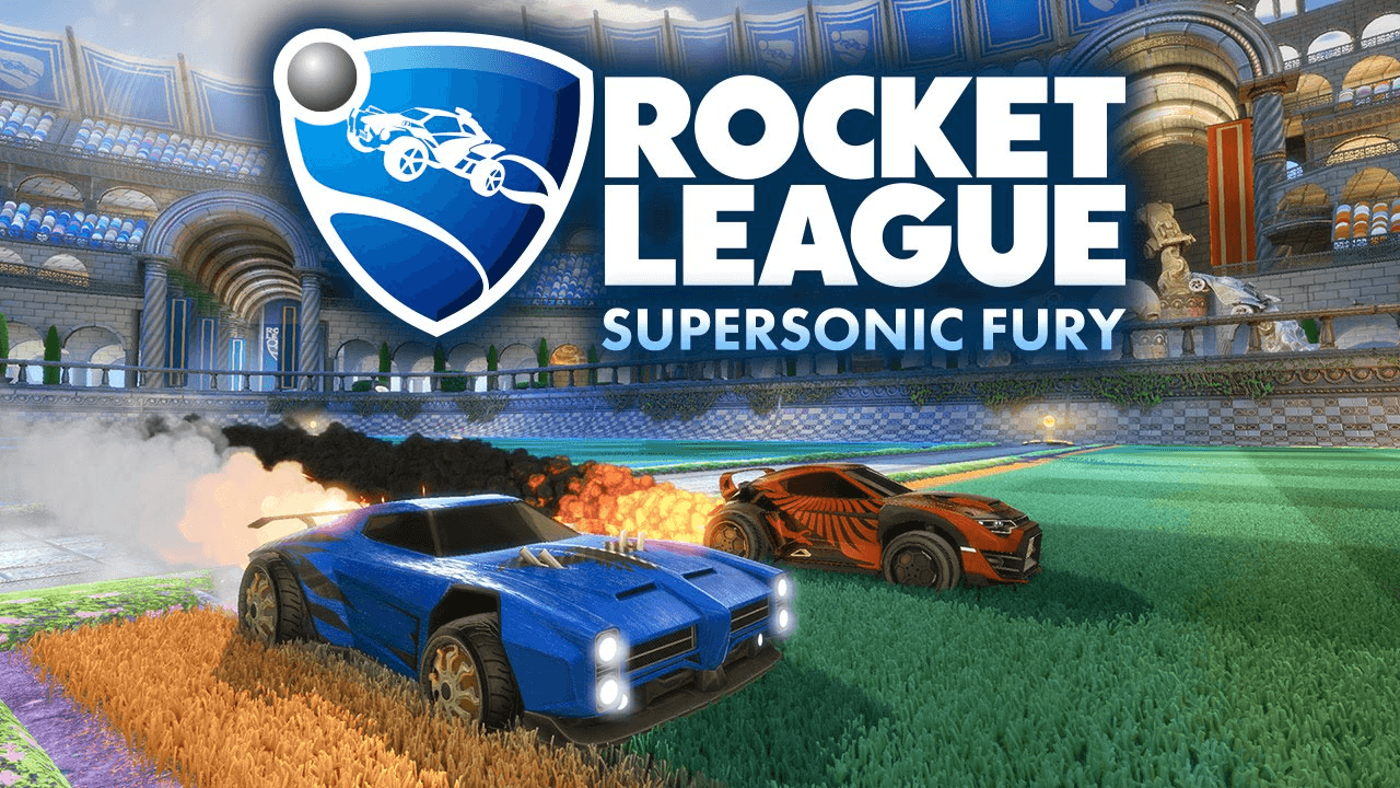 Rocket League - Supersonic Fury DLC Pack Trailer thumbnail