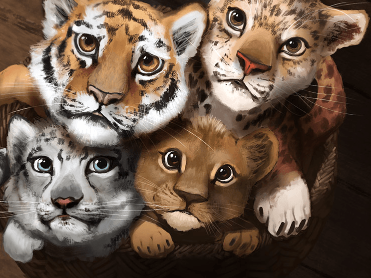 RuneScape Joins with WWF to Support Endangered Big Cats news header