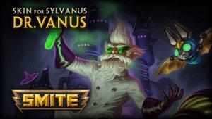 SMITE: Dr. Vanus Sylvanus Skin Preview video thumbnail