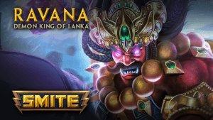 SMITE God Reveal: Ravana, The Demon King of Lanka video thumbnail