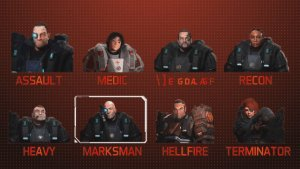 The Red Solstice: Marksman & Terminator Overview video thumbnail