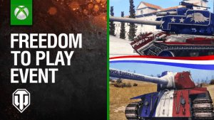 World of Tanks Xbox - Freedom To Play Event video thumbnail