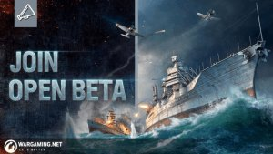 World of Warships Open Beta Trailer thumbnail