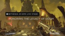 DOOM: Honoring the Legacy (E3 Stage Talk) video thumbnail