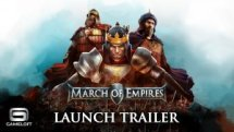 March of Empires Launch Trailer thumb
