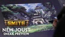 SMITE Sneak Preview - New Joust Map video thumbnail