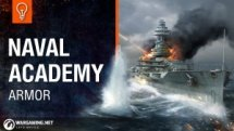 World of Warships Naval Academy - Armor video thumb