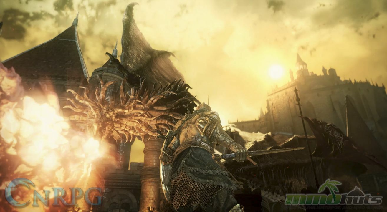 Dark Souls III Early Hands-On Impressions