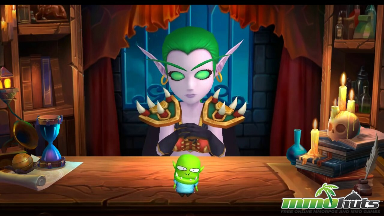 Rush of Heroes Mobile iOS Review