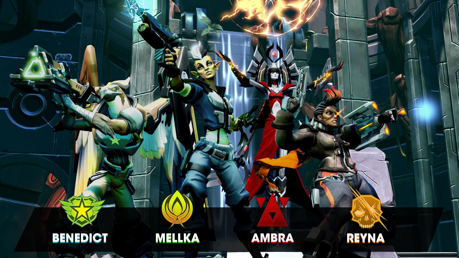 Battleborn Reveals Four New Character Details at Gamescom ...