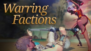 Blade & Soul: Warring Factions video thumb