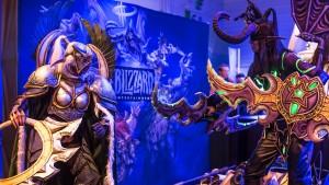 Blizzard: Gamescom 2015 Epic Cosplay video thumb