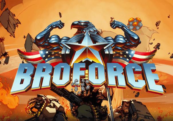 Broforce Game Profile Image