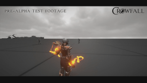 Crowfall: Confessor Powers Animations Preview video thumbnail