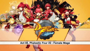 Dungeon Fighter Online Act 5-2: Female Mage 2nd Awakening Teasers video thumbnail