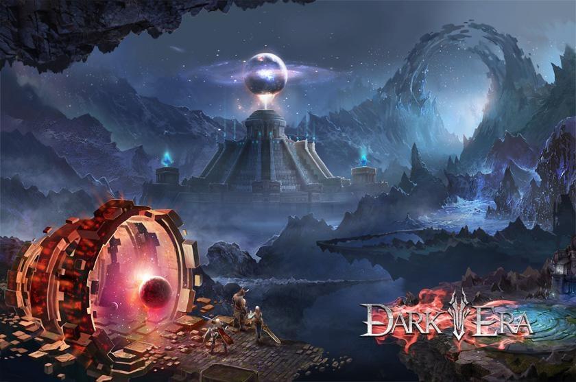 NGames Announces New MMORPG Dark Era news header