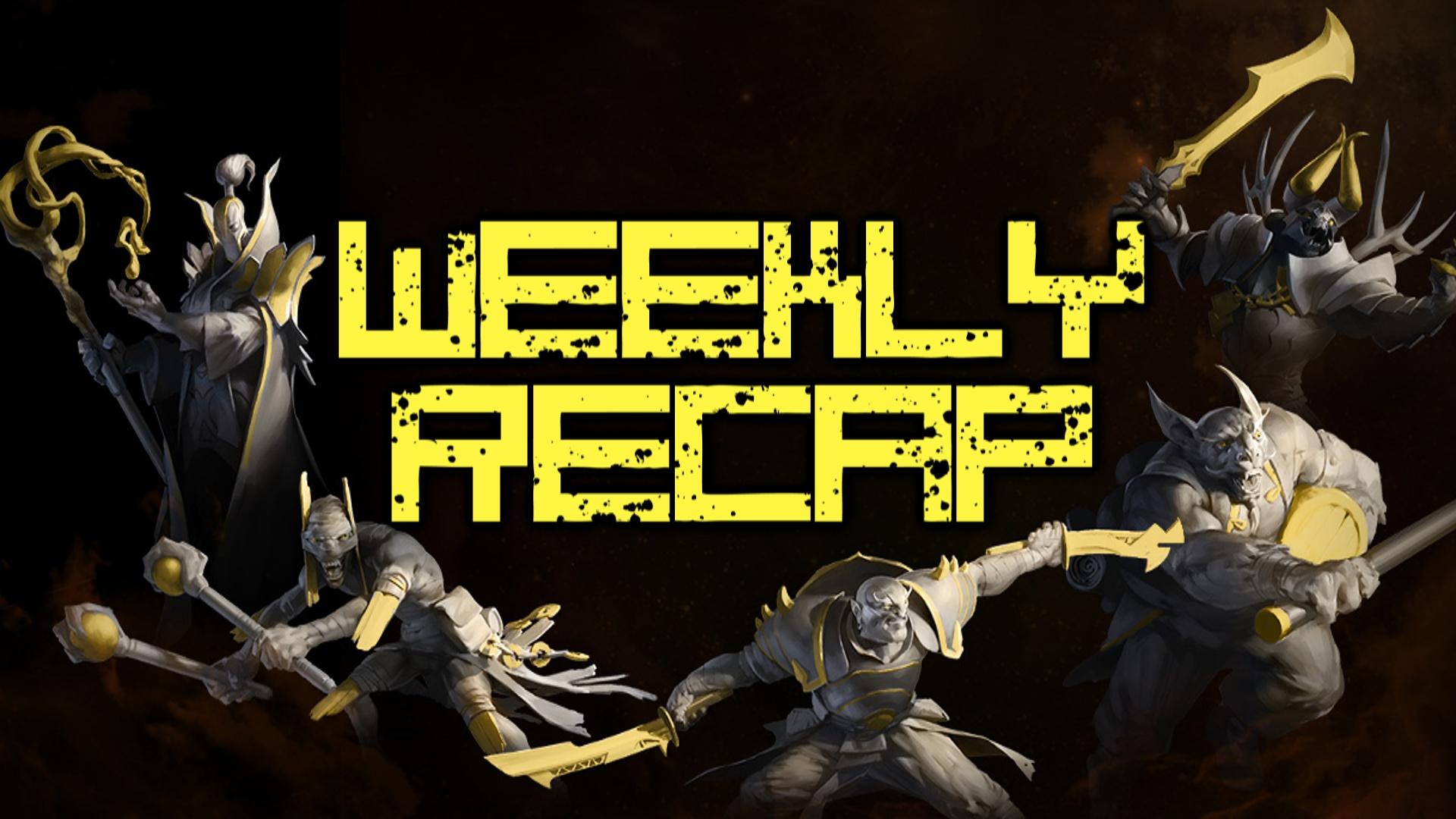 MMOHuts Weekly Recap #251 Aug. 3rd - Dota 2, Paladins, Robocraft & More!