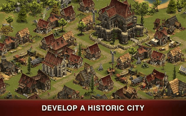 Forge of Empires Launches on Facebook | MMOHuts