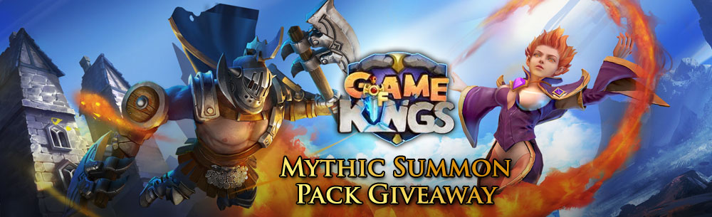 Game Of Kings Pack Giveaway