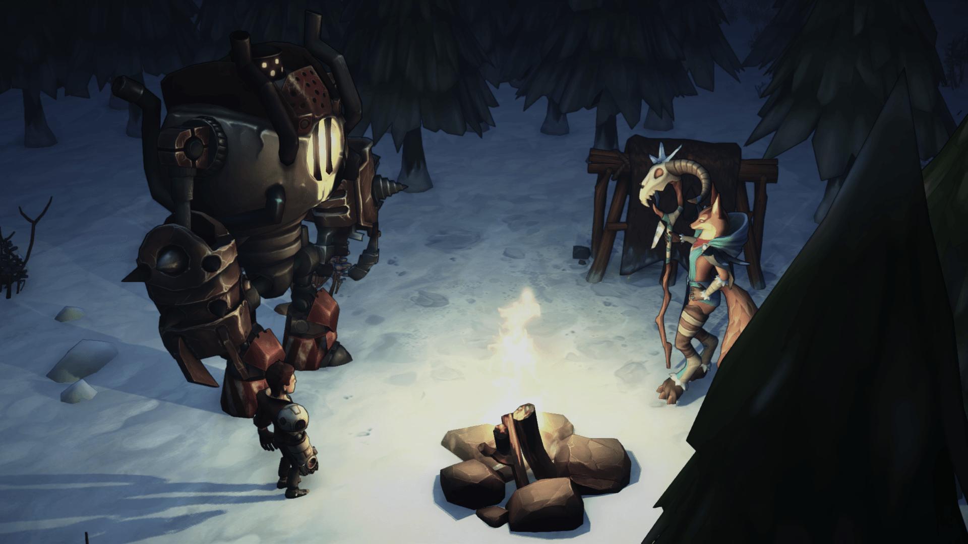 Goliath Launches on Kickstarter news header