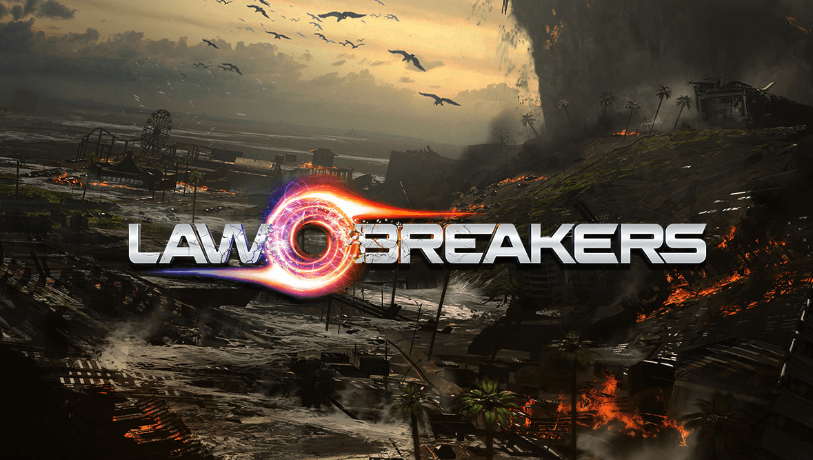 Boss Key Productions Announces Debut Title LawBreakers news header
