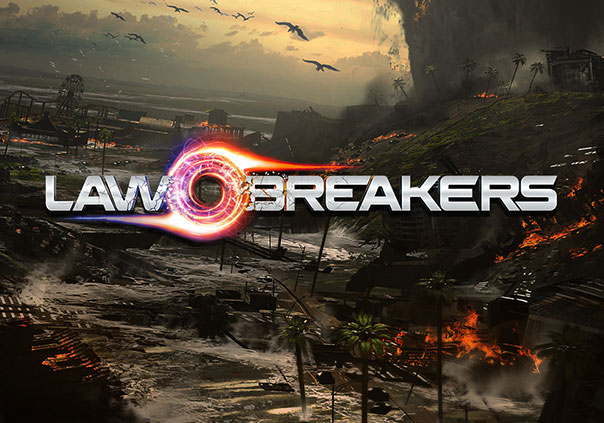 LawBreakers Game Banner