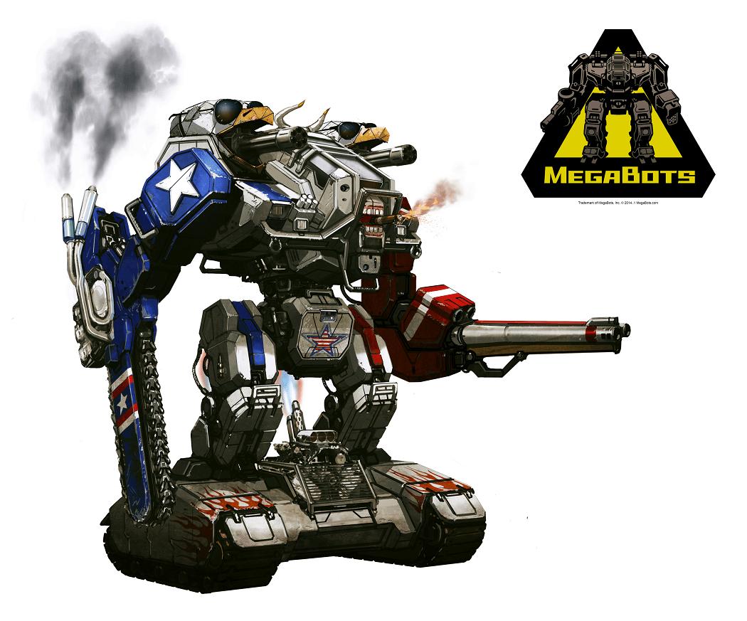 Robocraft supports MegaBots' Kickstarter campaign news header