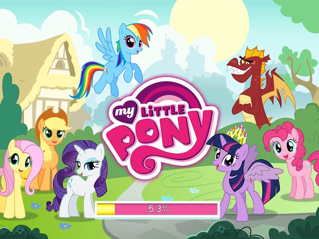 my little pony: friendship is magic mobile review | mmohuts