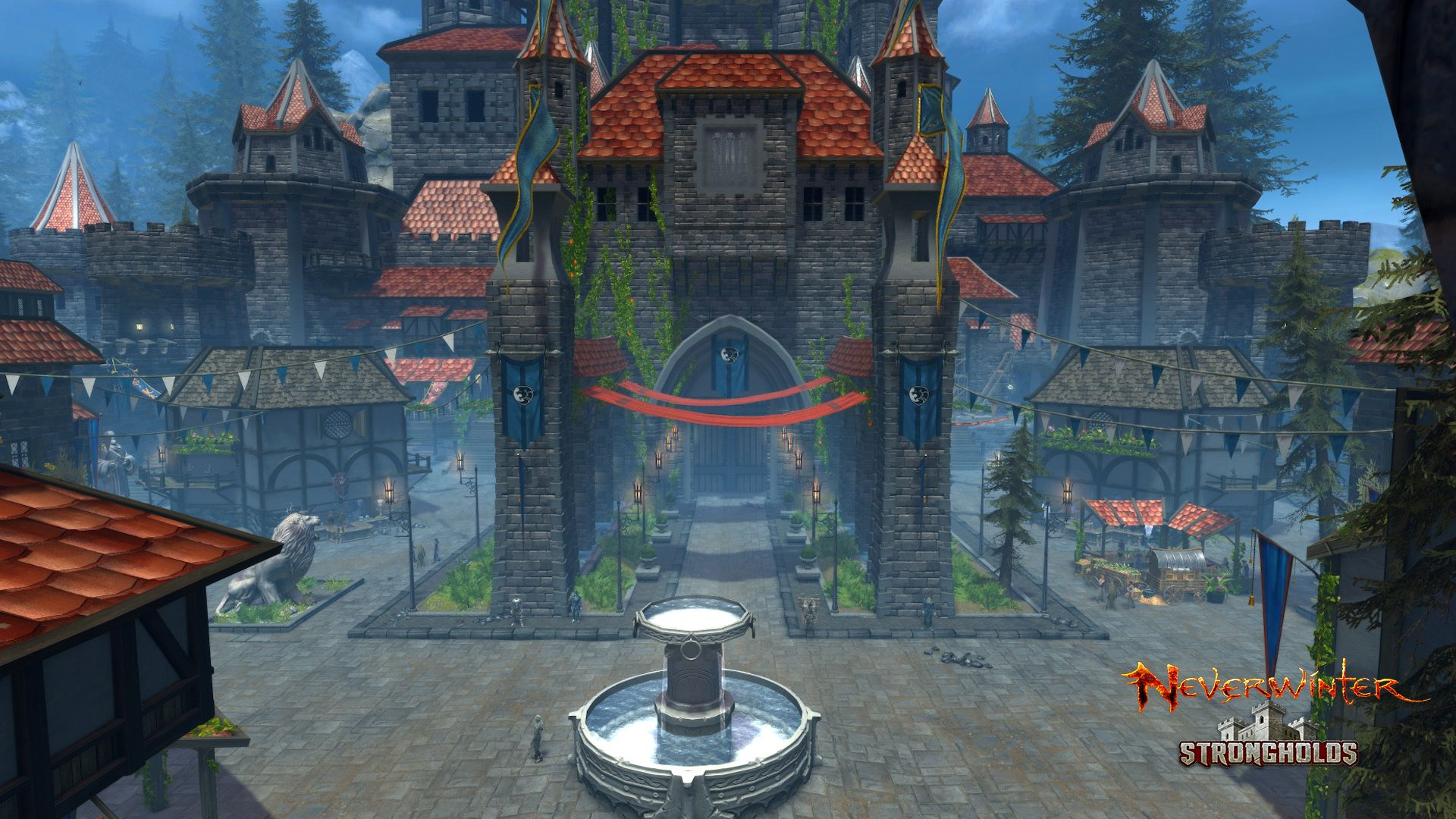 Neverwinter Strongholds Press Event Recap