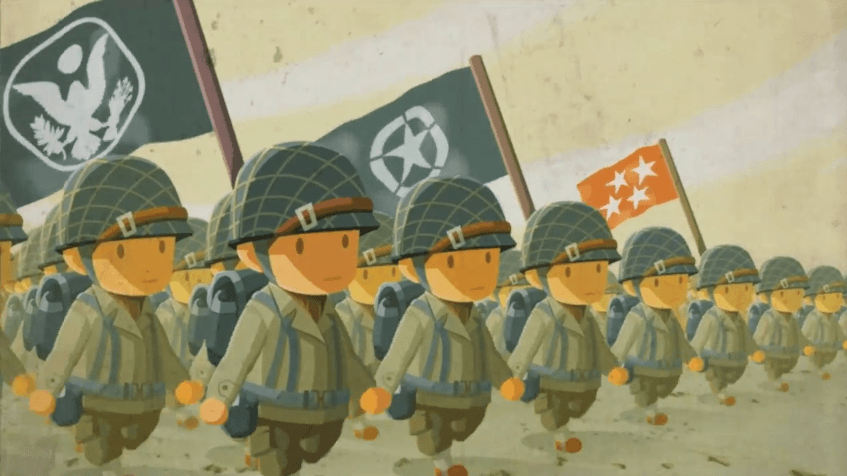Pocket Platoons Teaser Trailer thumbnail